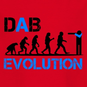 DAB EVOLUTION / Homo Dabens - Kinder T-Shirt