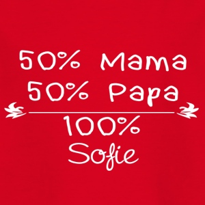 100% Sofie - Kinder T-Shirt