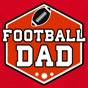 Football Dad - Kinder T-Shirt
