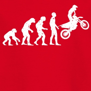 MOTORCYCLE EVOLUTION! - Kids' T-Shirt