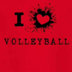 iLove Volleyball - Kids' T-Shirt