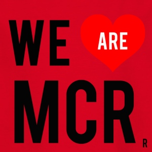 We Are Manchester - Kids' T-Shirt