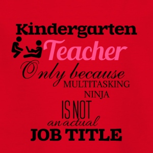 Nursery Teacher - Kids' T-Shirt