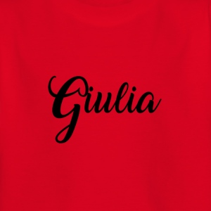 giulia - Kinder T-Shirt