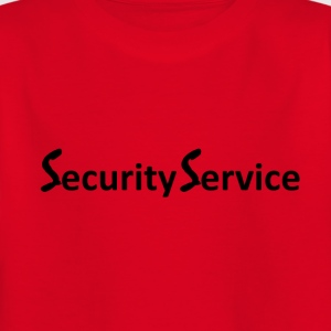 Security Service - Kids' T-Shirt