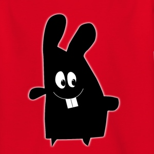 Enillo Hase Figur - Kinder T-Shirt
