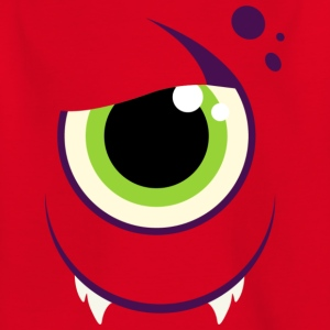 Monster Papa Face - Camiseta niño
