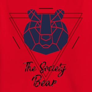 The company bear - Kids' T-Shirt