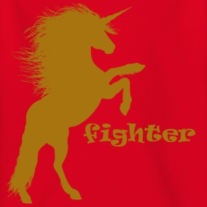 Fighting Unicorn - Kids' T-Shirt