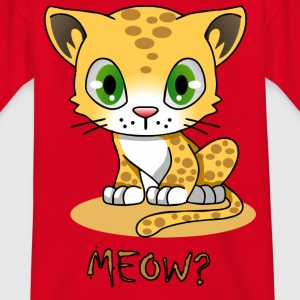 kitten - Kids' T-Shirt
