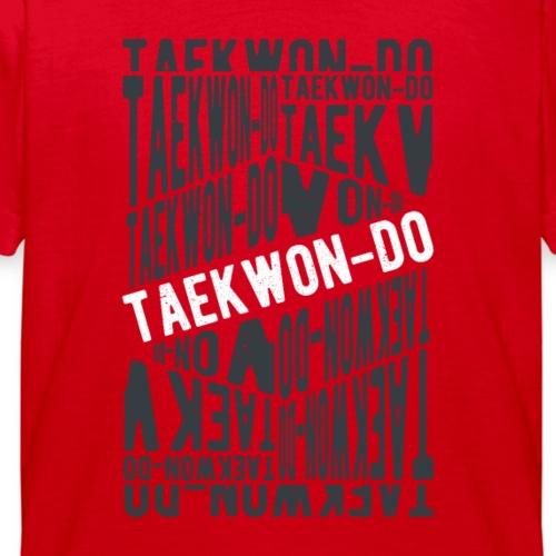 Taekwondo modern - Kinder T-Shirt