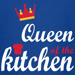 Queen of the kitchen - Teenage T-shirt
