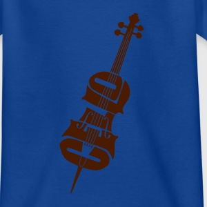 cello - Teenager T-shirt