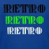 Retro Collections - T-skjorte for tenåringer