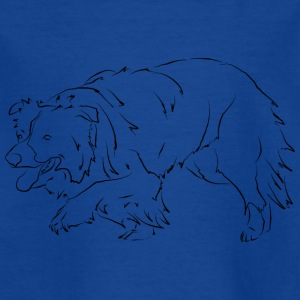 Border Collie N - Teenager-T-shirt