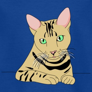 Katze - Teenager T-Shirt