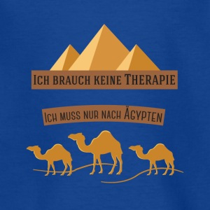 egypt therapy - Teenage T-shirt