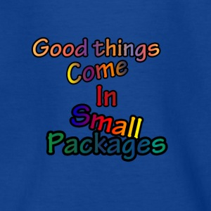 Good Things Come In Small Packages - Teenage T-shirt