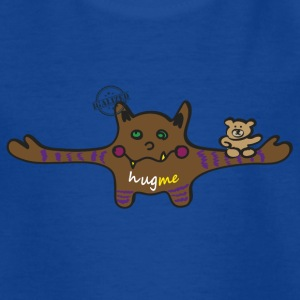 Koester me Monsters - Elk klein monster heeft een omhelzing - Teenager T-shirt