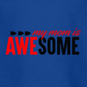 Awesome Mum - Mum Power - Teenager T-Shirt