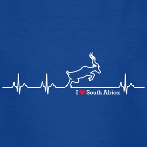 I love South Africa - Teenager T-Shirt