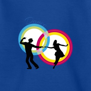Dancing dancers dancing - Teenage T-shirt
