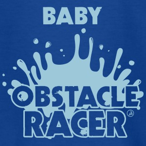Baby Obstacle Racer - Teenager T-shirt