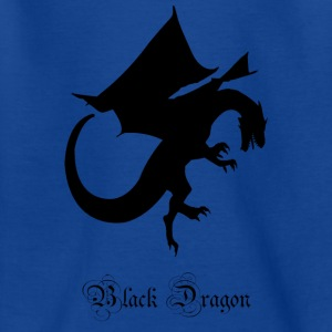 black dragon - T-shirt Ado