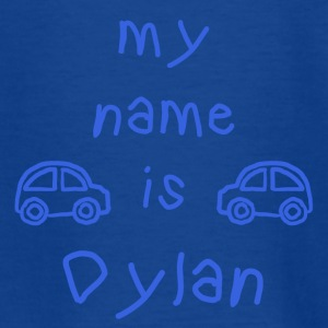 DYLAN MY NAME IS - Teenage T-shirt