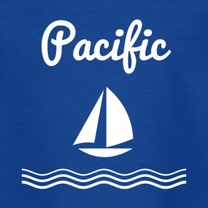 Pacific Sailing - Teenage T-shirt