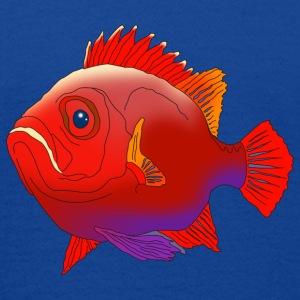 Suchbegriff gro maul t shirts spreadshirt for Fisch barsch