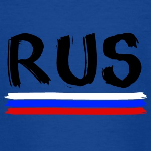 russia - Teenage T-shirt