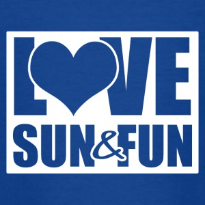 Love, Sun & Fun - T-shirt tonåring