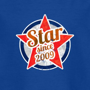 Gift for Stars born in 2009 - Teenage T-shirt