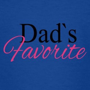 Dad`s Favorit - Teenager-T-shirt