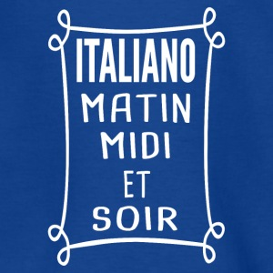 Italiano - Forza Azzurri - Teenage T-shirt