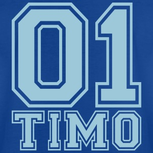 Timo - Name - Teenager T-Shirt