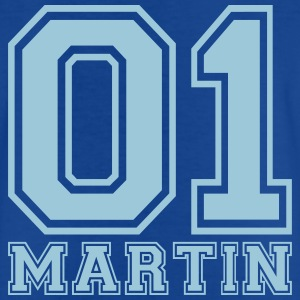 Martin - Name - Teenager T-Shirt