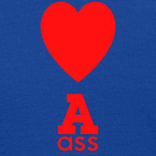 HERZ ASS - Teenager T-Shirt