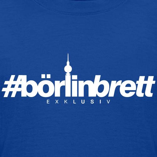 börlinbrett - Teenager T-Shirt