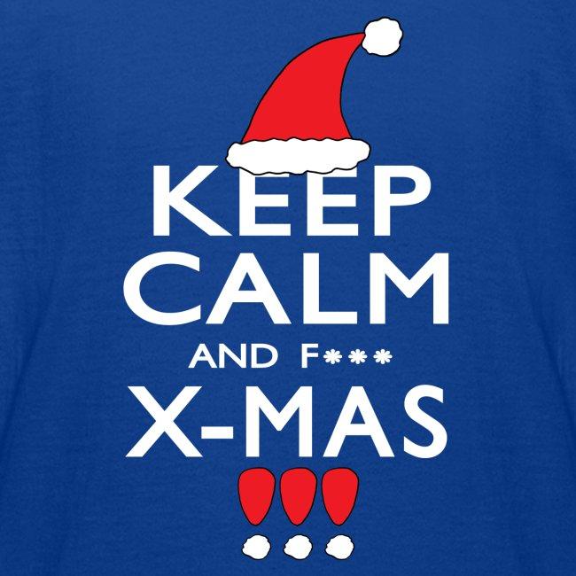 Keep calm XMAS