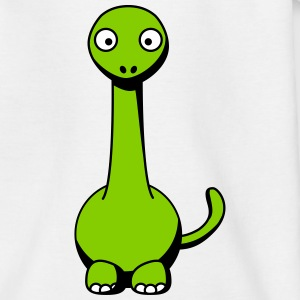 kleine dinosaurus - Teenager T-shirt