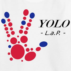 Yolo LaP - Teenager T-shirt