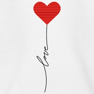 Love balloon - Teenager T-Shirt