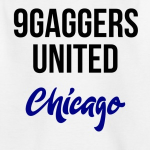9gagger Chicago - Teenager T-Shirt