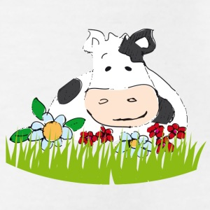 Satisfied cow Ordelia - Teenage T-shirt
