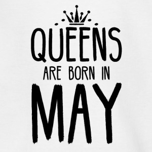 May queens - Teenage T-shirt
