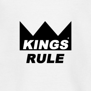 Kings Rule - T-skjorte for tenåringer