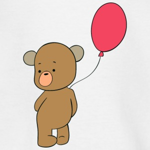 teddy bear - Teenage T-shirt