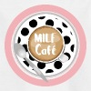 Milfcafé - MILF Logo Instagram Blogger Musthave - Teenager T-Shirt